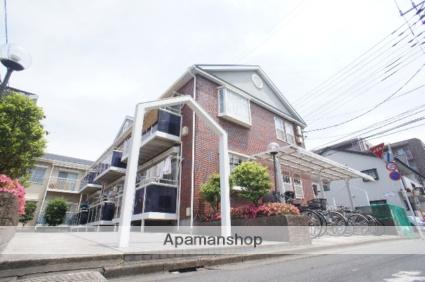 埼玉県さいたま市南区、西浦和駅徒歩19分の築20年 2階建の賃貸アパート