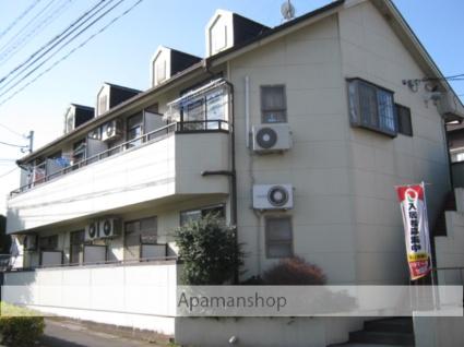埼玉県川口市、東浦和駅徒歩5分の築24年 2階建の賃貸アパート