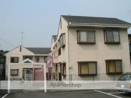 埼玉県さいたま市緑区、東浦和駅徒歩12分の築22年 2階建の賃貸アパート