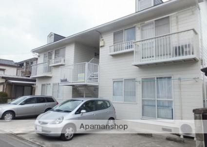埼玉県さいたま市南区、南浦和駅徒歩16分の築28年 2階建の賃貸アパート