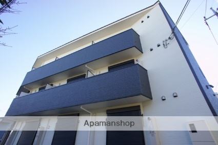 埼玉県さいたま市緑区、東浦和駅徒歩7分の新築 3階建の賃貸アパート