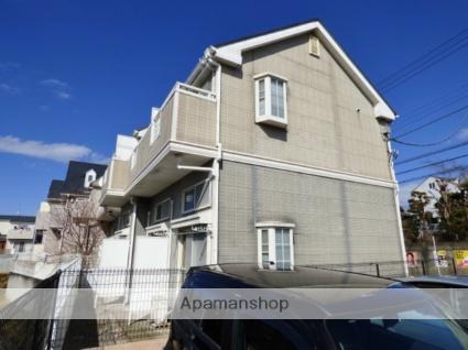 埼玉県さいたま市中央区、南与野駅徒歩12分の築22年 2階建の賃貸アパート