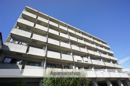 埼玉県さいたま市緑区、南浦和駅徒歩42分の築20年 6階建の賃貸マンション