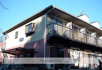 埼玉県川口市、東浦和駅徒歩40分の築22年 2階建の賃貸アパート