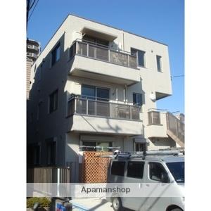 埼玉県川口市、東川口駅徒歩5分の築6年 3階建の賃貸アパート