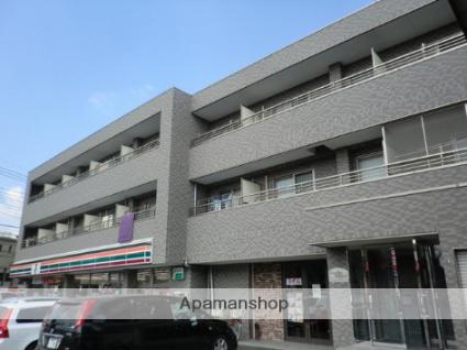 埼玉県川口市、東川口駅徒歩6分の築10年 3階建の賃貸マンション