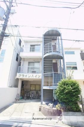 埼玉県さいたま市南区、武蔵浦和駅徒歩21分の築28年 3階建の賃貸マンション