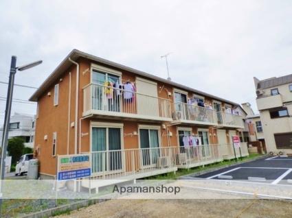 埼玉県川口市、蕨駅徒歩7分の築5年 2階建の賃貸アパート