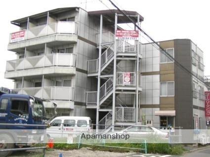 埼玉県さいたま市浦和区、南浦和駅徒歩24分の築23年 4階建の賃貸マンション