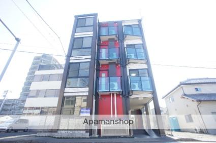 埼玉県さいたま市中央区、与野本町駅徒歩8分の新築 4階建の賃貸マンション