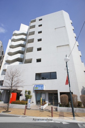 埼玉県さいたま市南区、南浦和駅徒歩5分の築24年 9階建の賃貸マンション