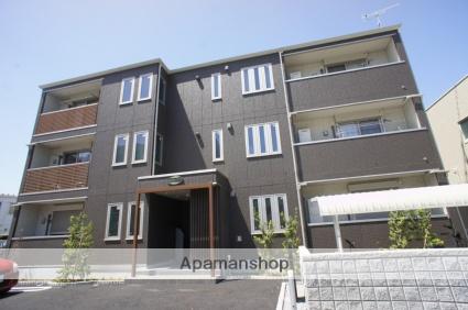 埼玉県さいたま市緑区、浦和美園駅徒歩9分の新築 3階建の賃貸アパート