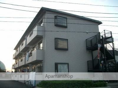 埼玉県さいたま市桜区、南与野駅徒歩10分の築25年 3階建の賃貸アパート