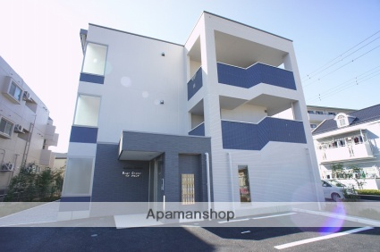 埼玉県さいたま市緑区、東浦和駅徒歩7分の新築 3階建の賃貸マンション