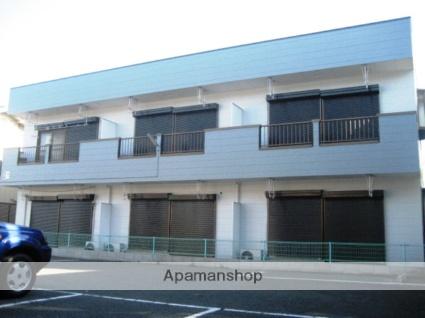 埼玉県蕨市、戸田駅徒歩40分の築21年 2階建の賃貸アパート