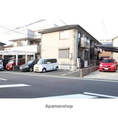 埼玉県川口市、東川口駅徒歩13分の築13年 2階建の賃貸アパート