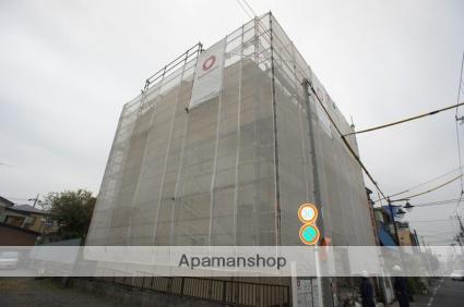 埼玉県川口市、蕨駅徒歩20分の新築 3階建の賃貸アパート
