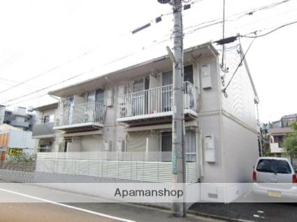 埼玉県蕨市、蕨駅徒歩18分の築20年 2階建の賃貸アパート