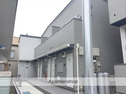 埼玉県川口市、東川口駅徒歩10分の新築 2階建の賃貸アパート