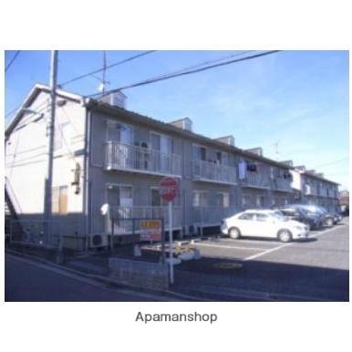 埼玉県さいたま市緑区、東川口駅バス10分大門下車後徒歩3分の築23年 2階建の賃貸アパート
