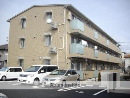 埼玉県さいたま市中央区、南与野駅徒歩30分の築8年 3階建の賃貸アパート