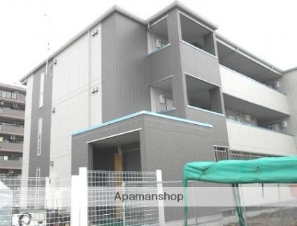埼玉県さいたま市緑区、東浦和駅徒歩10分の新築 3階建の賃貸アパート