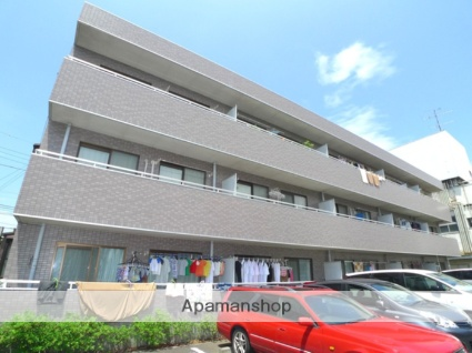 埼玉県さいたま市南区、西浦和駅徒歩13分の築21年 3階建の賃貸マンション