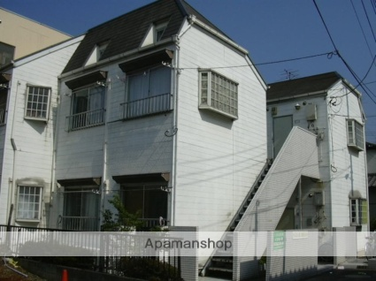 埼玉県川口市、東浦和駅徒歩9分の築29年 2階建の賃貸アパート