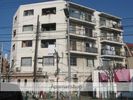 埼玉県さいたま市南区、武蔵浦和駅徒歩32分の築44年 5階建の賃貸マンション