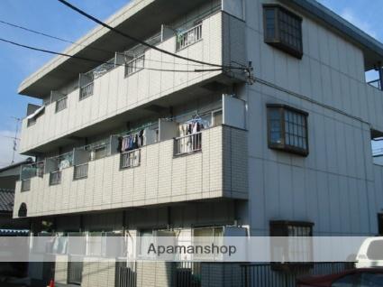 埼玉県さいたま市南区、西浦和駅徒歩13分の築25年 3階建の賃貸マンション