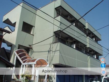 埼玉県さいたま市南区、浦和駅徒歩13分の築28年 3階建の賃貸マンション