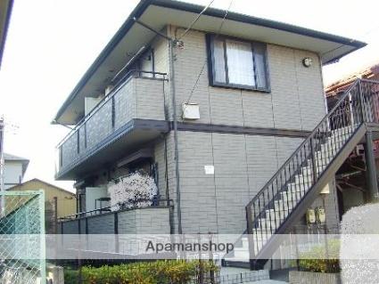 埼玉県さいたま市桜区、南与野駅バス5分大泉院通り下車後徒歩11分の築17年 2階建の賃貸アパート