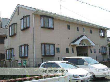 埼玉県川口市、南浦和駅徒歩44分の築23年 2階建の賃貸アパート