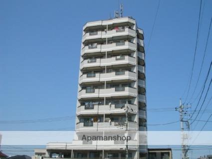 埼玉県さいたま市南区、北戸田駅徒歩22分の築25年 10階建の賃貸マンション