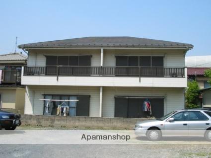 埼玉県さいたま市南区、南浦和駅徒歩18分の築27年 2階建の賃貸アパート
