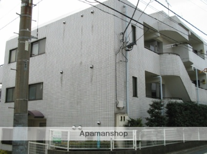 埼玉県さいたま市浦和区、武蔵浦和駅徒歩22分の築26年 3階建の賃貸マンション