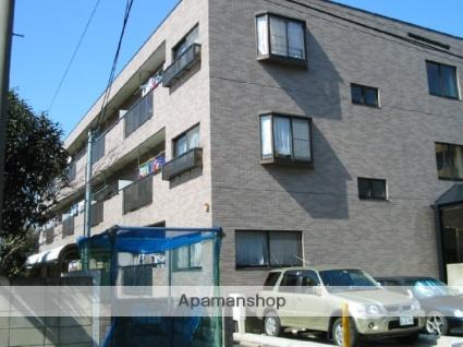 埼玉県さいたま市南区、武蔵浦和駅徒歩33分の築22年 3階建の賃貸マンション