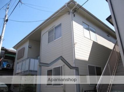 埼玉県さいたま市桜区、西浦和駅徒歩15分の築26年 2階建の賃貸アパート