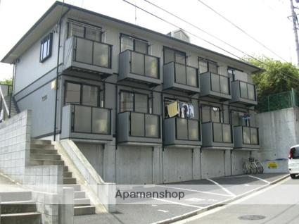 埼玉県さいたま市緑区、東浦和駅徒歩2分の築17年 2階建の賃貸アパート