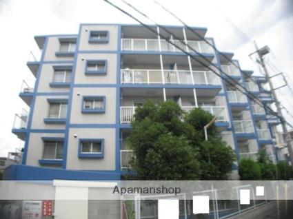 埼玉県さいたま市南区、武蔵浦和駅徒歩19分の築30年 5階建の賃貸マンション