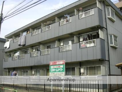 埼玉県さいたま市南区、西浦和駅徒歩11分の築25年 3階建の賃貸マンション