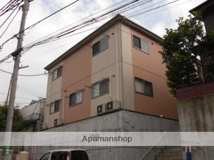 埼玉県さいたま市浦和区、北浦和駅徒歩20分の築9年 2階建の賃貸アパート