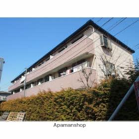 埼玉県さいたま市緑区、東浦和駅徒歩15分の築21年 3階建の賃貸マンション
