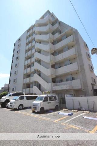 埼玉県川越市、川越駅徒歩7分の築9年 9階建の賃貸マンション
