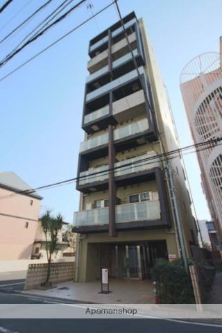 埼玉県川越市、川越駅徒歩5分の築2年 9階建の賃貸マンション