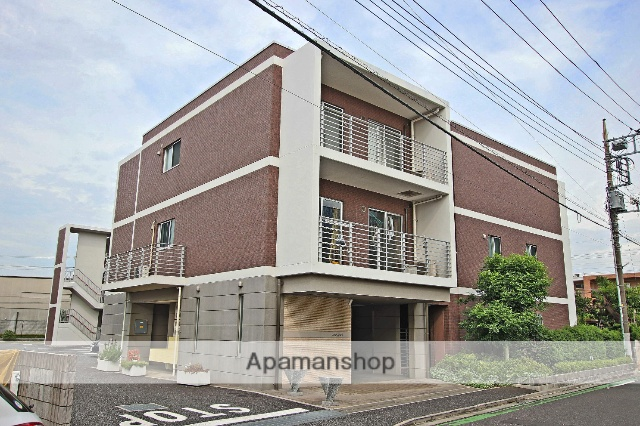 埼玉県川越市、上福岡駅徒歩29分の築7年 3階建の賃貸マンション