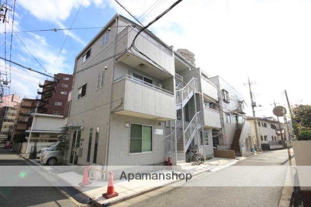 埼玉県川越市、川越駅徒歩6分の築5年 3階建の賃貸アパート