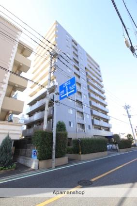 埼玉県川越市、川越駅徒歩5分の築21年 12階建の賃貸マンション