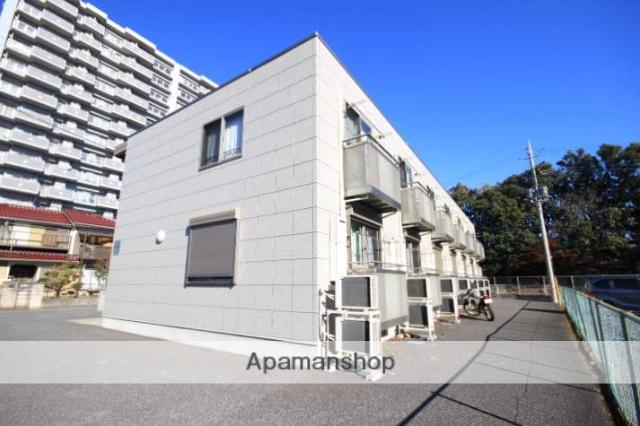 埼玉県川越市、南大塚駅徒歩8分の築8年 2階建の賃貸アパート