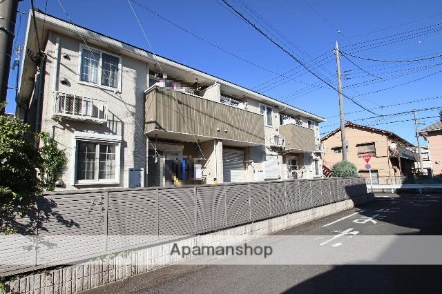 埼玉県川越市、南古谷駅徒歩8分の築7年 2階建の賃貸アパート
